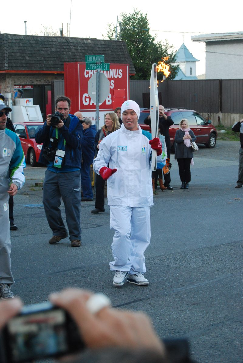 Torch Relay 31 October 2009 107