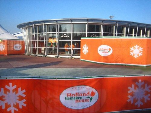 Holland Heineken House 2006
