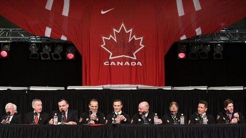 Team Canada Annoucement