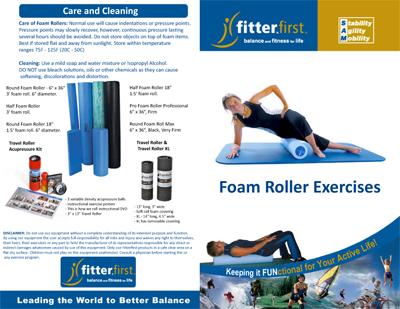 Foam roller pdf