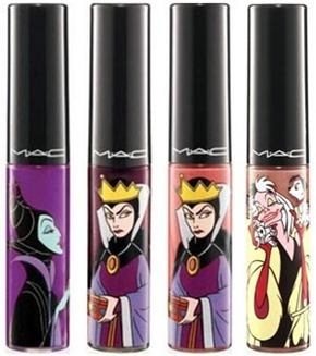 MAC Venomous Villains Lipglass