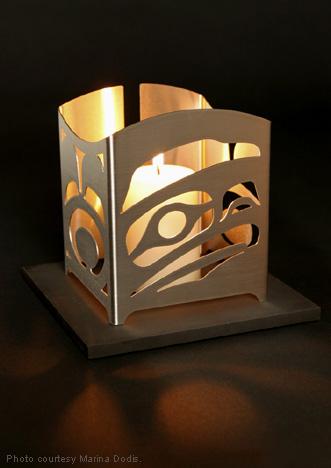 Corrine Hunt Candle Wrap
