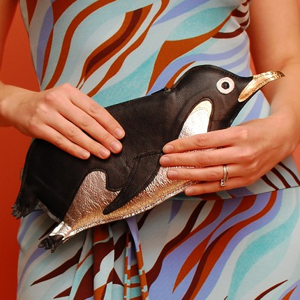 Penguin clutch