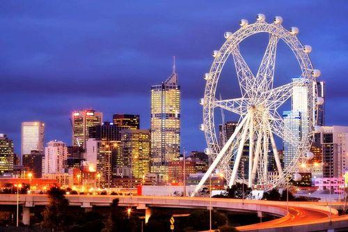 Southern star big wheel