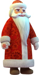 2014 Father Frost - Russian Santa Claus