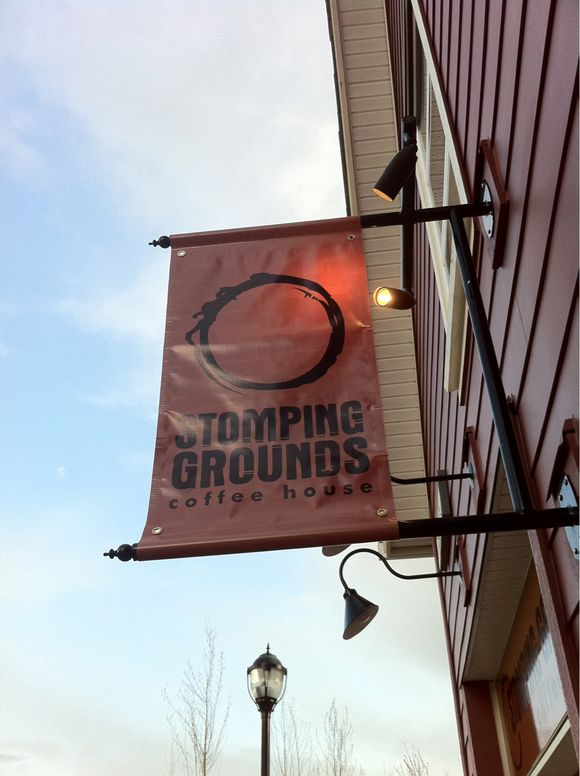 Stomping Grounds Coffee Shop