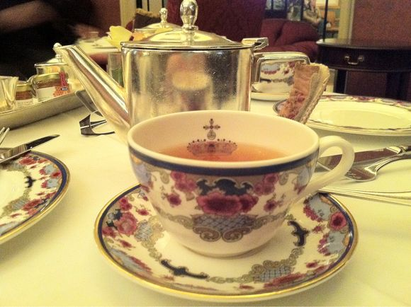 Royal Wedding Afternoon Tea
