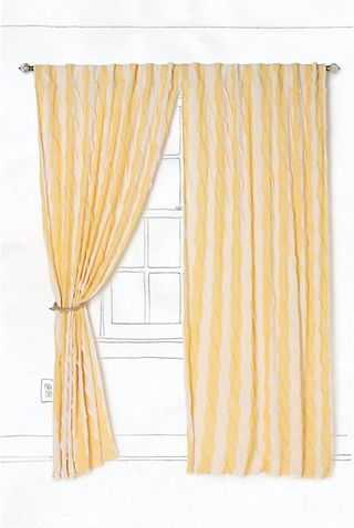 Waving Stripes Curtain