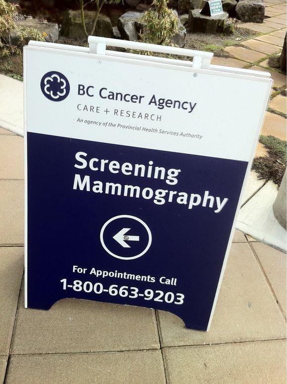Mammogram!!!