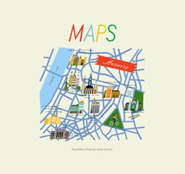 Lena Corwin Maps