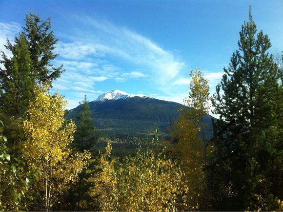 Last Trip to Jasper for the Season