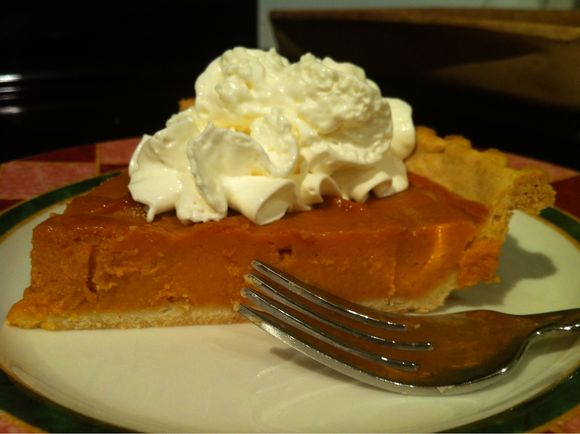 All Pumpkins All The Time - Pumpkin Pie