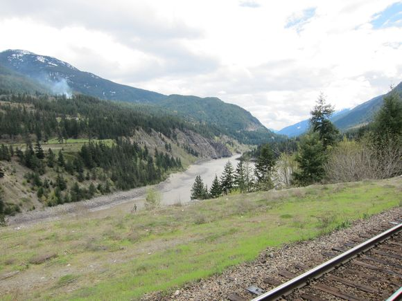 All Aboard the Rocky Mountaineer