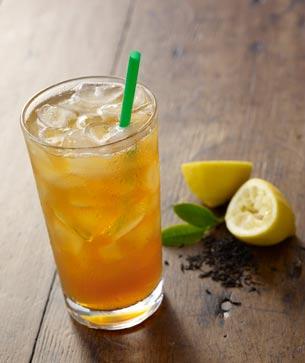 Black Iced Tea Lemonade