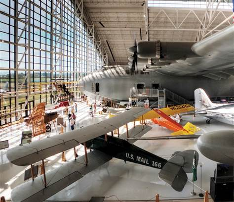 Evergreen Aviation and Space Museum 2