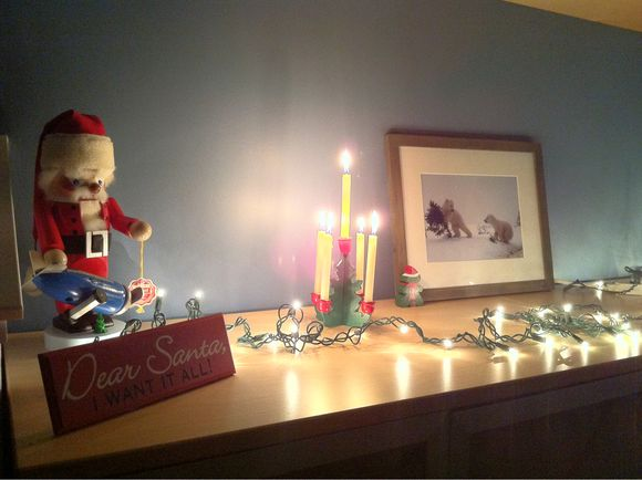 Advent Calendar Day 2 - Decorate