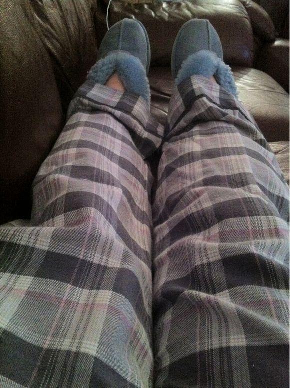 Advent Calendar Day #11 - Christmas Pyjamas