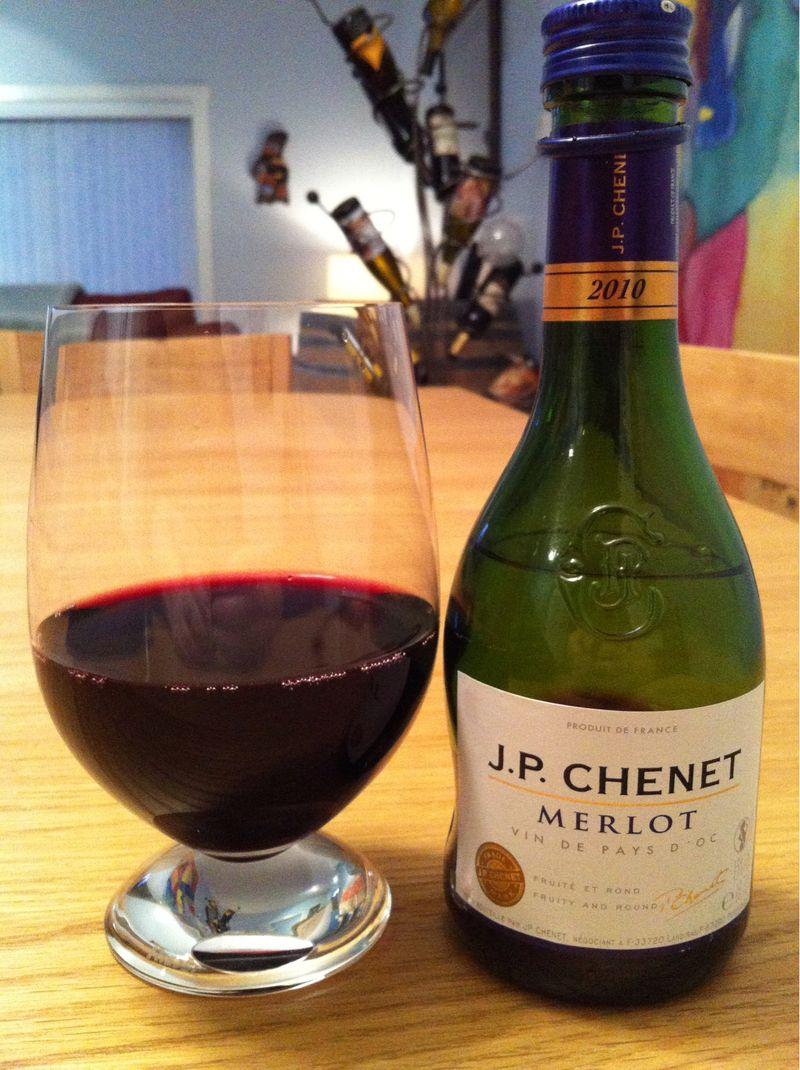 A Bottle of Wine + 4Hours = A Clean Garage