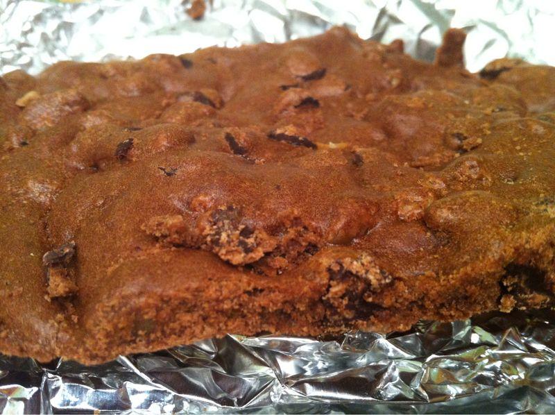 Brownie Disaster