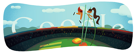 Google Doodles for London 2012