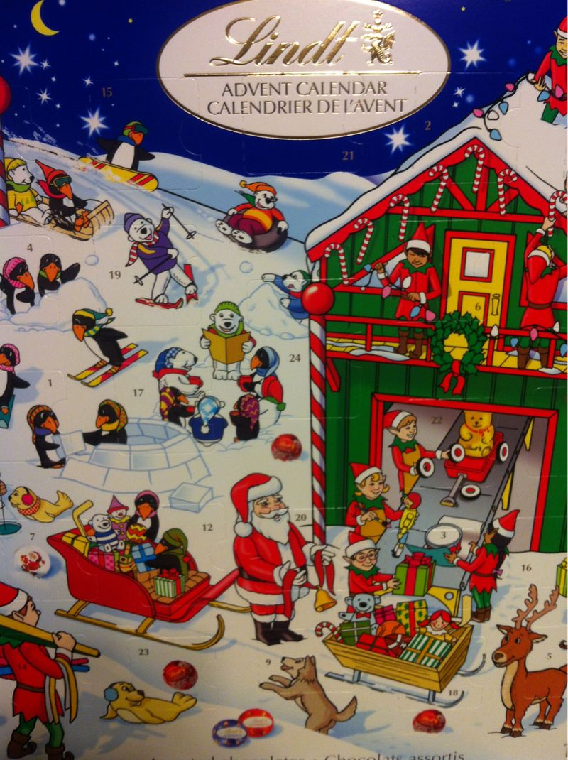 Time for the Advent Calendar