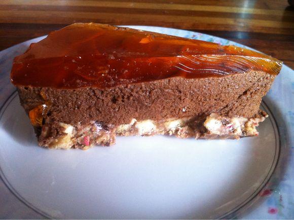 Jaffa Jelly Slice